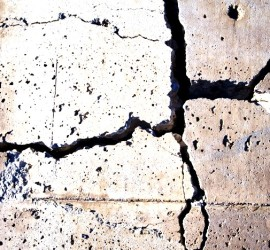Cracking In Concrete Improper Curing